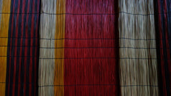 Sunset table runner Swaziland