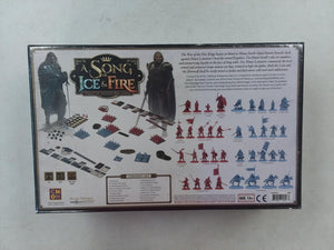 Song of Ice & Fire Starter Set STARK vs LANNISTER SEALED Game of Thrones SIF001