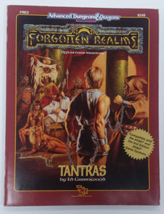 AD&D 2nd Edition Forgotten Realms ~ TANTRAS ~ TSR 9248