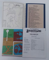 AD&D 2nd Edition ~ LANKHMAR NEHWON ~ TSR 9305
