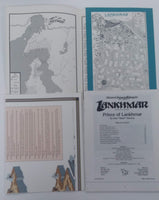 AD&D 2nd Edition ~ PRINCE OF LANKHMAR ~ TSR 9318