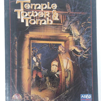 AD&D 2nd Edition ~ TEMPLE TOWERS & TOMB ~ TSR 9448 (SEALED)
