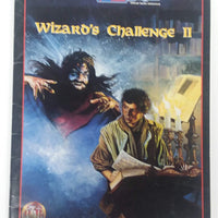 AD&D 2nd Edition ~ WIZARD'S CHALLENGE II ~ TSR 9454