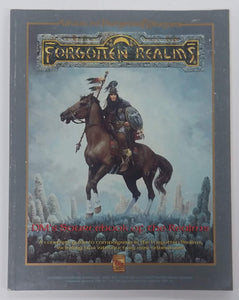AD&D ~ FORGOTTEN REALMS DM'S SOURCEBOOK OF THE REALMS ~ TSR 1031XXX1902