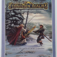 AD&D 2nd Edition ~ Forgotten Realms ~ THE BLOODSTONE LANDS ~ TSR 9267