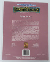 AD&D 2nd Edition ~ ANAUROCH ~ TSR 9320