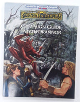 AD&D 2nd Edition Forgotten Realms ~ THE RUINS OF MYTH DRANNOR ~ TSR 1084 BOX SET