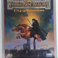AD&D 2nd Edition Forgotten Realms ~ CITY OF SPLENDORS ~ TSR 1109 BOX SET