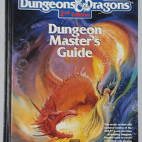 AD&D 2nd Edition ~ DUNGEON MASTER'S GUIDE ~ TSR 2100