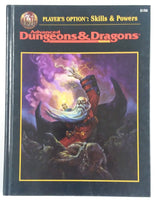 AD&D ~ PLAYER'S OPTION: Sills & Powers ~ TSR 2154