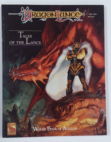 AD&D ~ DRAGONLANCE TALES OF THE LANCE ~ TSR 1074XXX1901