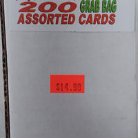 MTG Grab Bag Box of 200 Semi-Randomly Assorted Cards ~ GREEN