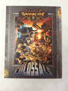 Warmachine Colossals HC PIP1050 New and Unused