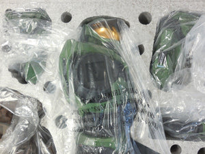 Sideshow HALO MASTER CHIEF Figure PREMIUM Statue HUGE!~ #130/750 MIB UNDISPLAYED