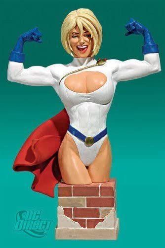 Powergirl Women of the DC Universe Bust