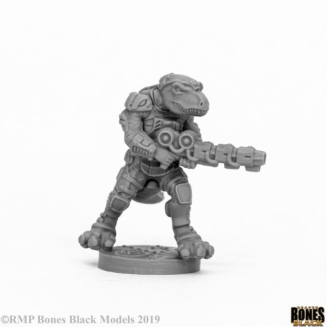 Reaper Bones Black 49008 Blacktooth Suppressor