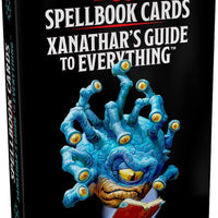 D&D Spellbook Cards Xanathar's Guide to Everything 2019 Edition