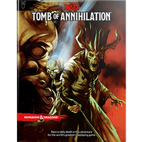 D&D 5th ed Tomb of Annihilation