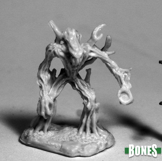 Reaper Bones Miniatures: Saproling Warrior ~ Dark Heaven ~ 77495
