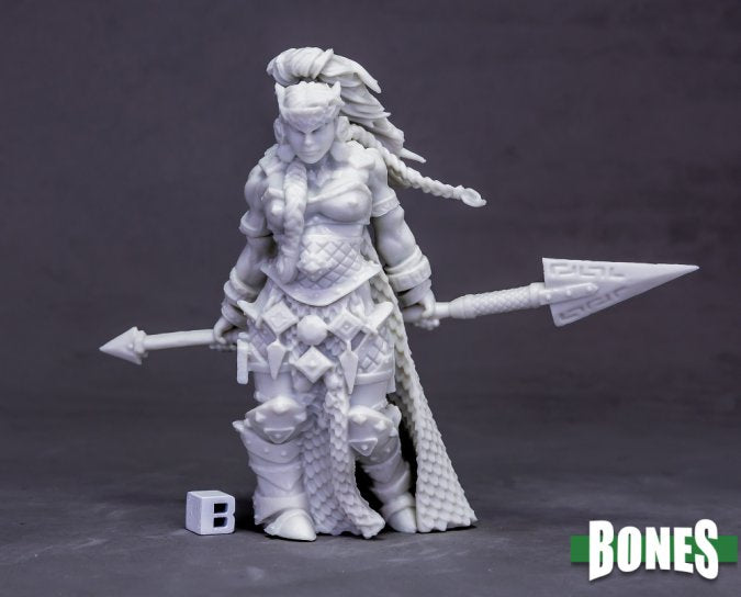Reaper Bones DH 77613 Vanja, Fire Giant Queen [Huge]