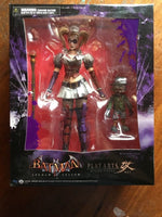 Harley Quinn Arkham Playarts Action Figure