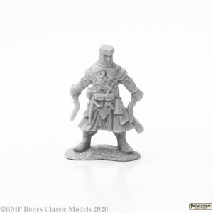 Reaper Bones Miniatures: Zadim, Iconic Slayer ~ Pathfinder ~ 89047