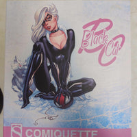 MEE-OOWW! SEXY SIDESHOW J Scott Campbell BLACK CAT Figure STATUE ~ Spider-Man