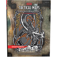D&D 5th ed Tactical Maps Reincarnated