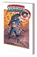 Captain America VOL 01 Marvel Knights