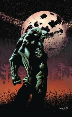 Swamp Thing the Dead Dont Sleep