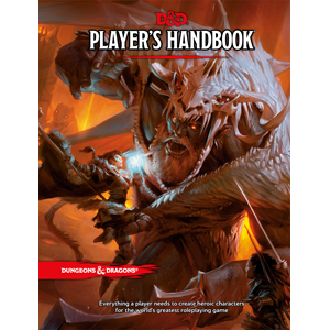 D&D 5th ed Player's Handbook