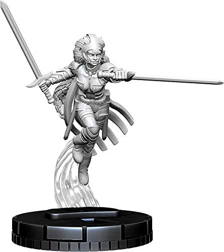 Heroclix Marvel Deep Cuts Unpainted Miniature ~ Warbird