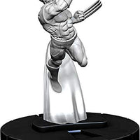 Heroclix Marvel Deep Cuts Unpainted Miniature ~ Wolverine