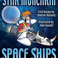 Munchkin ~ Star: Space Ships Pack 2nd Print