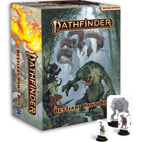 Pathfinder 2nd Edition ~ Bestiary Pawns