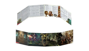 D&D 5th ed Tomb of Annihilation ~ Dungeon Master's Screen