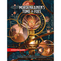 D&D 5th ed Mordenkainen's Tome of Foes