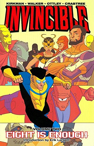 Invincible VOL 02 Eight Is Enough