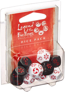 Legend of the Five Rings RPG Dice Set ~ L5R03