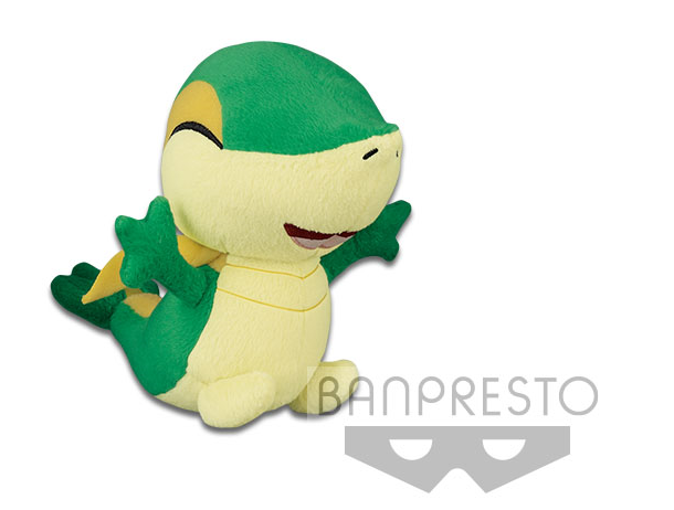 Plush Pokemon Snivy Doll Official