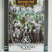 Forces of Warmachine ~ Retribution of Scyrah Command ~ PIP 1087