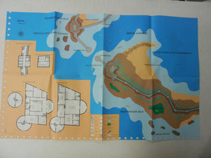 Dungeons & Dragons City System Map 1 of 10 1040XXX0701 Forgotten Realms