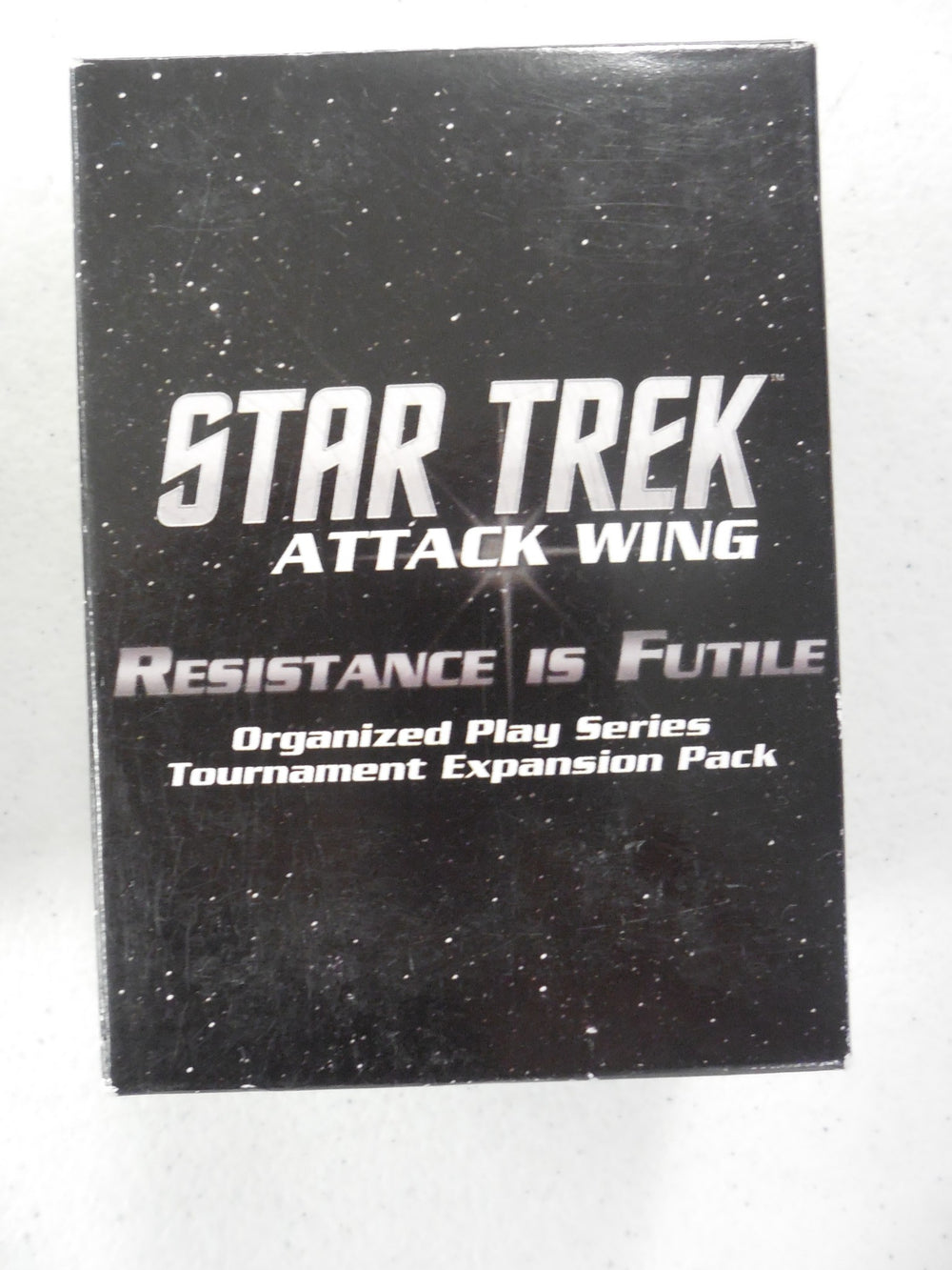 Star Trek Attack Wing Resistance is Futile OP Ship TAL'KIR