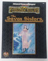 AD&D 2nd Edition Forgotten Realms ~ THE SEVEN SISTERS ~ TSR 9475