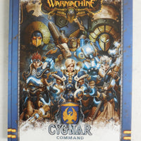 Forces of Warmachine CYGNAR Command PIP 1081 NEW + UNUSED!!
