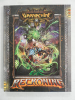 Warmachine RECKONING Hardcover PIP 1061 NEW + UNUSED!!