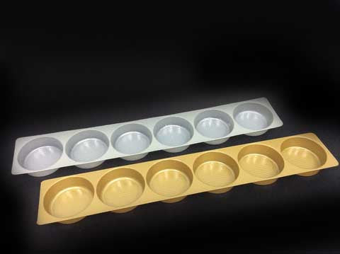 Empathy 6 Small Mooncake Tray (50 per lot) - Happypack Purchasing