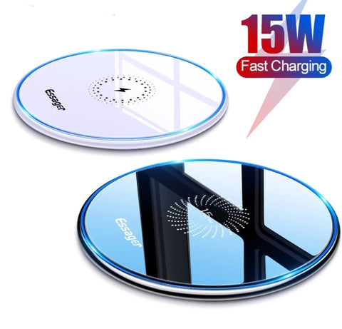Satisfied Wireless Charger Fast Charging Than Normal Wire Tech Mall