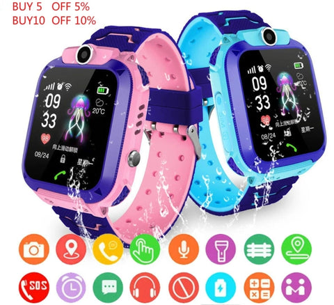 Diligent Kid Smart Watch Children Kid Mall