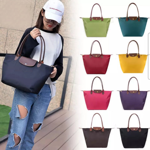 Everywhere Tote Bag 15 Colours 3 Sizes In Bagtiful